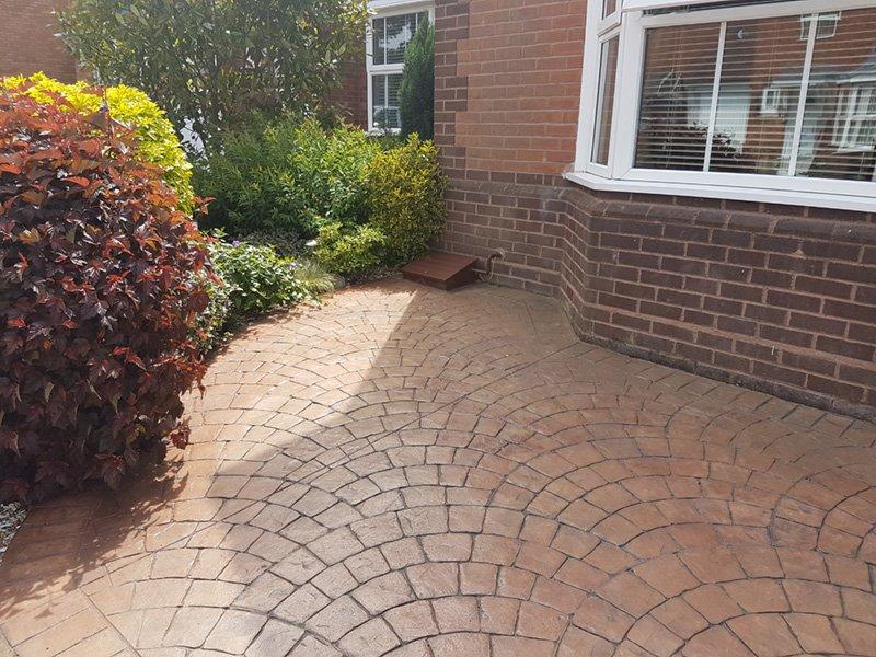 Patterned Concrete Repairs – Birmingham