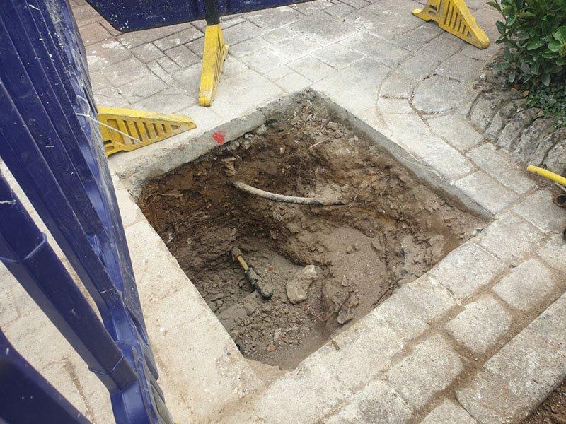 Imprinted Concrete Repair Basingstoke